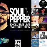 JOHN SOULPARK // SOUL'N PEPPER Radioshow // EP#63