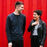 Rhythm Connection w/ Dan Beaumont and Nadia Ksaiba May 7th