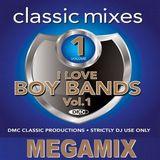 DMC - I Love Boy Bands Megamix (Section DMC Part 2)