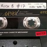 Rich B History: Mixtape New Year 1994
