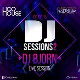 Dj Sessions 2 - Live set 06.06.15