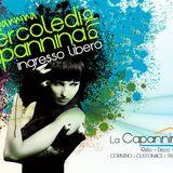 3 Settembre 2014 - La Capannina: Dj AleXounD voice Tore Fileccia