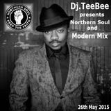 Northern Soul & Modern mix 26th May 2015.