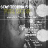 Stay Techno Vol 5 - Niza Minx Full Moon Series