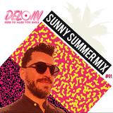 Dj.Deloin Sunny Summermixtape01