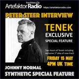 AR060 THE JOHNNY NORMAL SYNTHETIC SPECIAL TENEK FEATURE