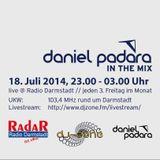 Daniel Padara @ DJ-Zone (July.2014)