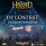 The Haunted Fest DJ contest by Fraxil