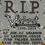 The Best of Voltage at Velvet  (2005-2012)