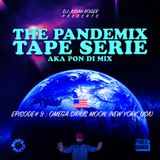 THE PANDEMIX TAPE SERIE by Judah Roger episode 9 guest Omega Sirius Moon (New York USA)