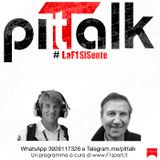 Pit Talk puntata del 21-06-2016