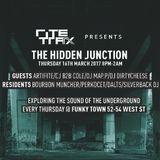 DJ Dirtycheese @ The Hidden Junction #007 - 16.03.2017