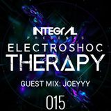 ElectroSHOCtherapy #015 *Guest Mix Joeyyy* (Road to EDC Vegas 2015 Edition)