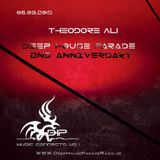 Theodore Ali @ Deep House Parade 2nd Anniversary 06.03.15