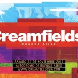 Miss Kittin - Live @ Creamfields, Buenos Aires (12-11-2011)