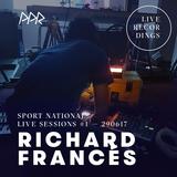 PPR0581 Sport National LiveSessions #1 - Richard Francés