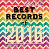 BEST RECORDS OF 2016 • 11.DEC.2016