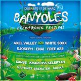 Banyoles Electronic Festival : Closing 05:00 - 06:00 DNB by: GORKA