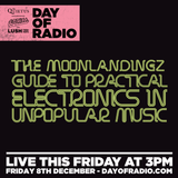 The Moonlandingz - 3pm - DAY OF RADIO II