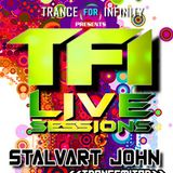 TranceMitor **Trance For Infinity Live sessions in Tenzi FM**