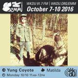 Yung Coyote 2016 EMM