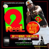 2Real Vol.2 edited (Hip Hop & Rnb Mix)