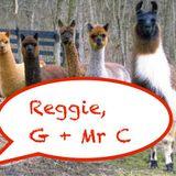 Reggie Finch.....G Man and Mr C ... live on STOMP FM !!!!!
