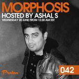 Morphosis 042 With Ashal S (20-06-2018)