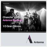 #ANTENNASESIONES 001/3 Gran Ritmos: Chancha Via Circuito