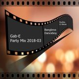 2018.07.29. Gab-E - Party Mix 2018-03 (2018)