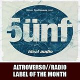 Ideal Audio Speciale @ AltroVerso Radio 5 Decembre 2013