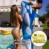 CLUB MUSIC ♦ New Best Club Deep House Dance Music Megamix 2016