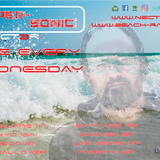 Hyper-Sonic Show with Nect3r on Beach-Radio #003 8-7-19