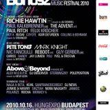 Hot X - Live @ Bónusz Fesztivál 2010 (Budapest) 2010.10.16.