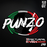 Nocturnal Vibes #290 - Mixed by: DJ Punzo