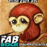 Un Numero Cualquiera feat. with La FabRock - Ruido Raro #34  04.05.18