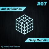 #07 Quality Sounds of Deep Melodic