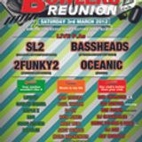 Andy Pendle & Oceanic Live P.A Bowlers Reunion 20th Birthday