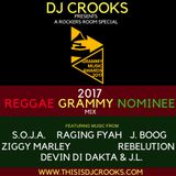 2017 REGGAE GRAMMY NOMINEES