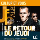 Cultur'et vous - Jérôme Cabot pour le Retour du Jeudi et le Complot sur le Campus - Champollion