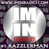 IMINRADIO PROMO MIX #1 RAZZLER MAN WWW.IMINRADIO.COM
