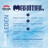 Rastyn - live @ MAXIMAL / Perpetuum (26.01.012)
