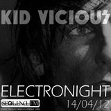KID VICIOUS: ELECTRONIGHT 14/04/2012