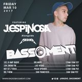 The Bassment 3/10/17 w/ J. Espinosa