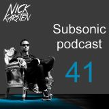 Subsonic Podcast - 041