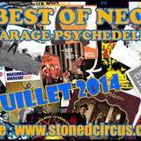 Stoned Circus SPECIAL SHOW - BEST OF 2013-2014 Garage, Psychedelic and more - June 30th, 2014