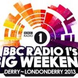 Pete Tong - Live @ BBC Radio 1 Big Weekend, Londonderry (24.05.2013)