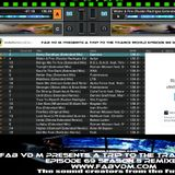Fab vd M Presents A Trip To The Trance World Episode 69 Season 5 Remixed