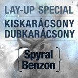 Spyral b2b Benzon @ DUBkarácsony, Akvárium Klub ● 2012.12.16