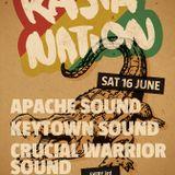 Crucial Warrior Sound @ Rasta Nation #24 (Jun 2012) part 1/5